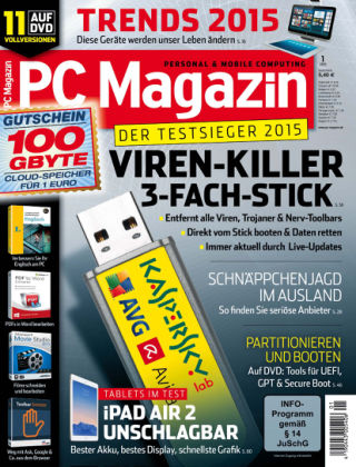 PC Magazin 01/2015
