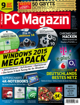 PC Magazin 02/2015