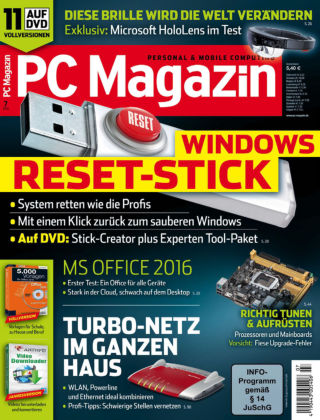 PC Magazin 07/15