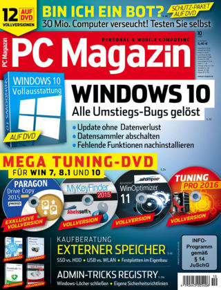 PC Magazin 10/15
