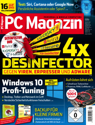 PC Magazin 01/16