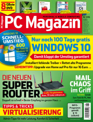 PC Magazin 06/16