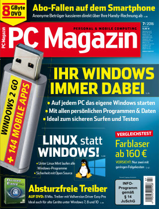 PC Magazin 07/16