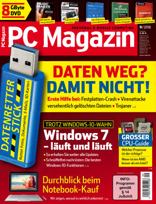 PC Magazin 09/16
