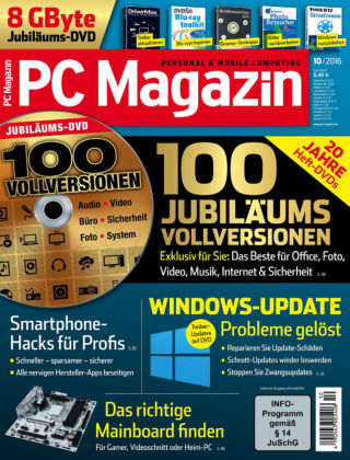 PC Magazin 10/16