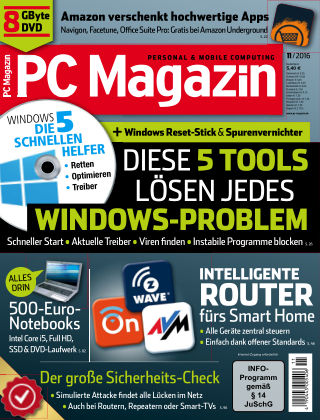 PC Magazin 11/2016