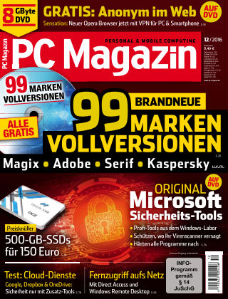 PC Magazin 12/16
