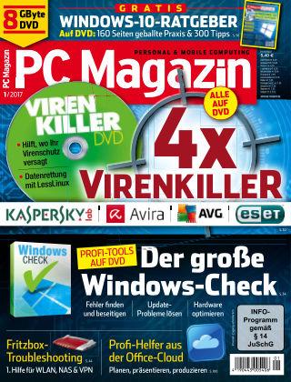 PC Magazin 01/17