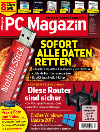 PC Magazin 02/17