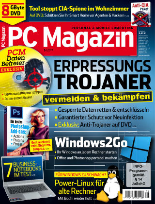 PC Magazin 05/17