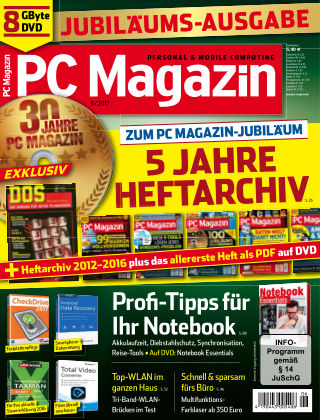 PC Magazin Mai 2017