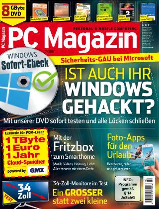 PC Magazin Juni 2017