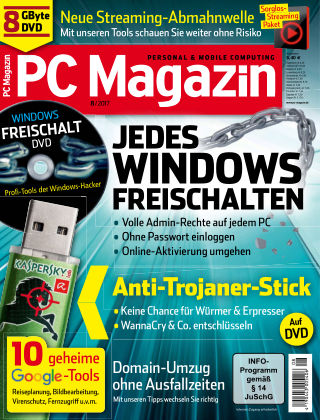 PC Magazin Juli 2017