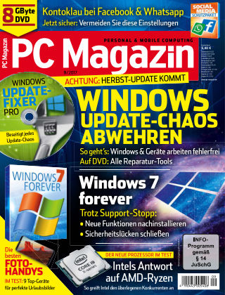 PC Magazin August 2017
