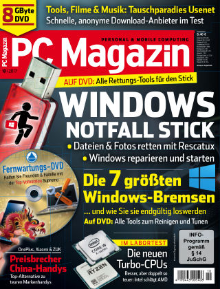 PC Magazin September 2017