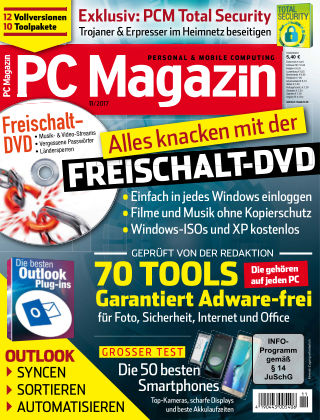 PC Magazin Oktober 2017