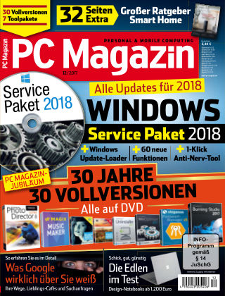 PC Magazin November 2017