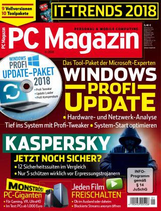 PC Magazin Dezember 2017