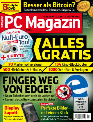PC Magazin Februar 2018