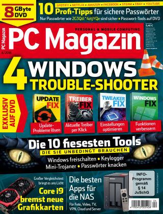PC Magazin März 2018