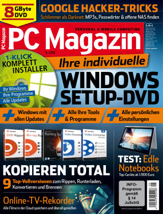 PC Magazin April 2018