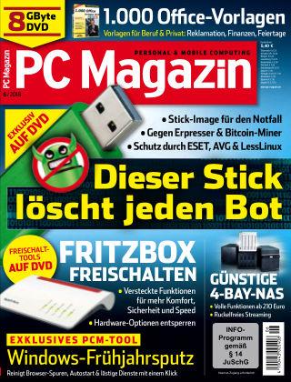 PC Magazin Mai 2018