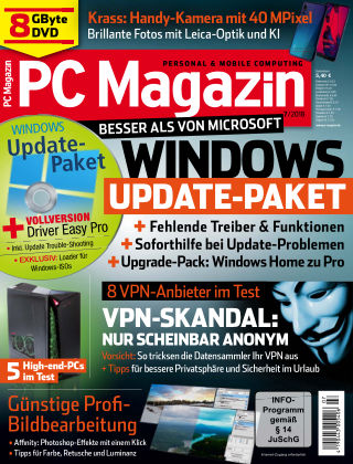 PC Magazin Juni 2018