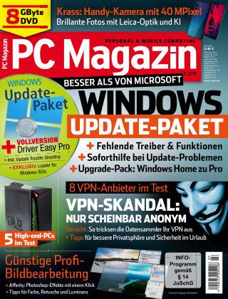 PC Magazin Juni 2018