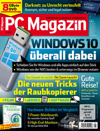 PC Magazin Juli 2018