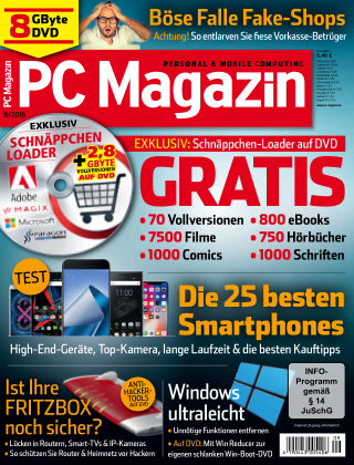 PC Magazin August 2018