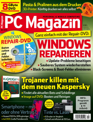 PC Magazin September 2018