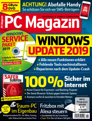 PC Magazin Oktober 2018