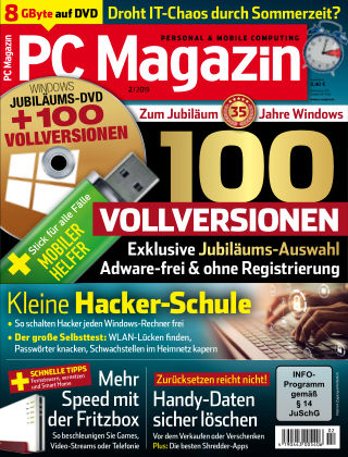 PC Magazin Januar 2019