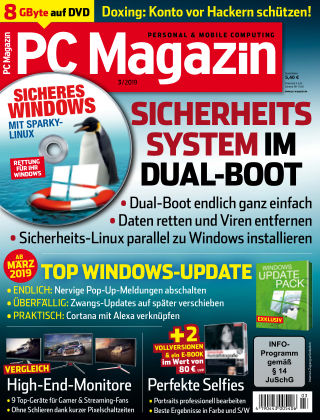 PC Magazin Februar 2019