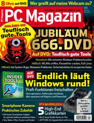 PC Magazin März 2019