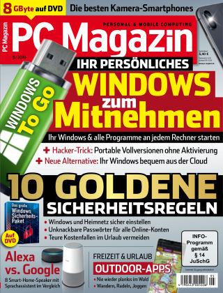PC Magazin April 2019