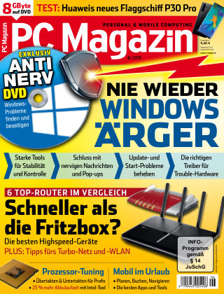 PC Magazin Mai 2019