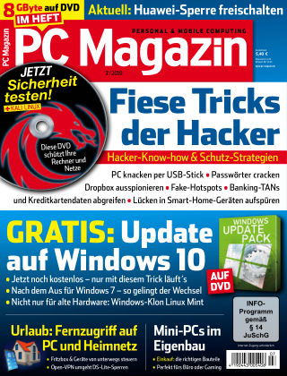 PC Magazin Juni 2019