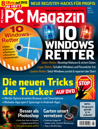 PC Magazin  Juli 2019