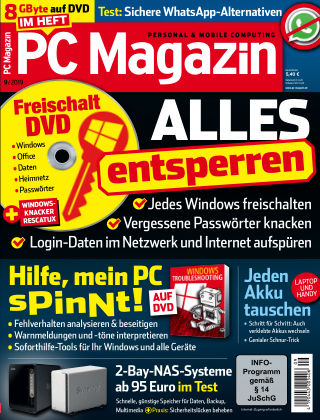 PC Magazin August 2019