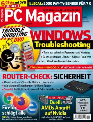 PC Magazin Oktober 2019