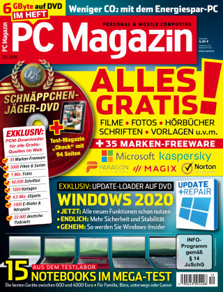 PC Magazin November 2019