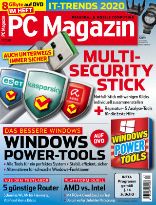 PC Magazin Dezember 2019