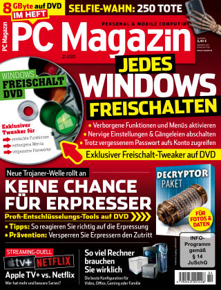 PC Magazin Januar 2020