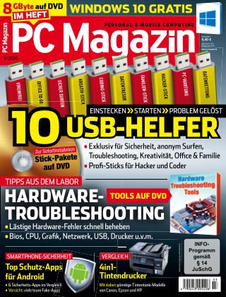 PC Magazin Februar 2020