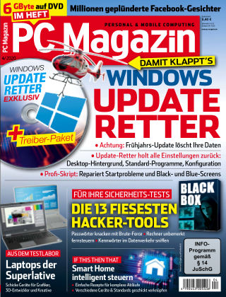 PC Magazin Maerz 2020