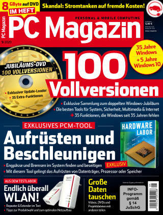 PC Magazin April 2020