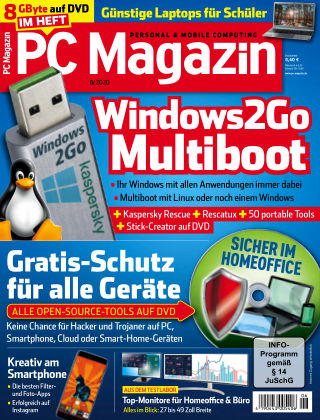 PC Magazin Mai 2020