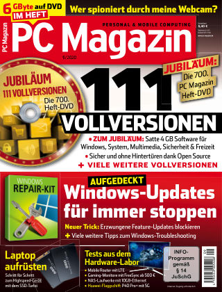 PC Magazin August 2020