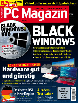 PC Magazin September 2020